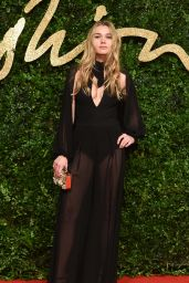 Immy Waterhouse – British Fashion Awards 2015 in London