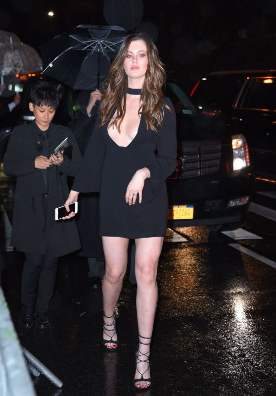 Ireland Baldwin – Arrives at Tao for Victoria's Secret Fashion Show After Party in NYC