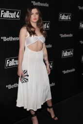 Ireland Baldwin - Fallout 4 Video Game Launch Event in Los Angeles