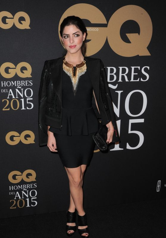 Isabel Burr – GQ Men of the Year Awards 2015 in Mexico City