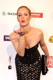 Isabel Edvardsson - Goldene Bild Der Frau Award 2015 in Hamburg