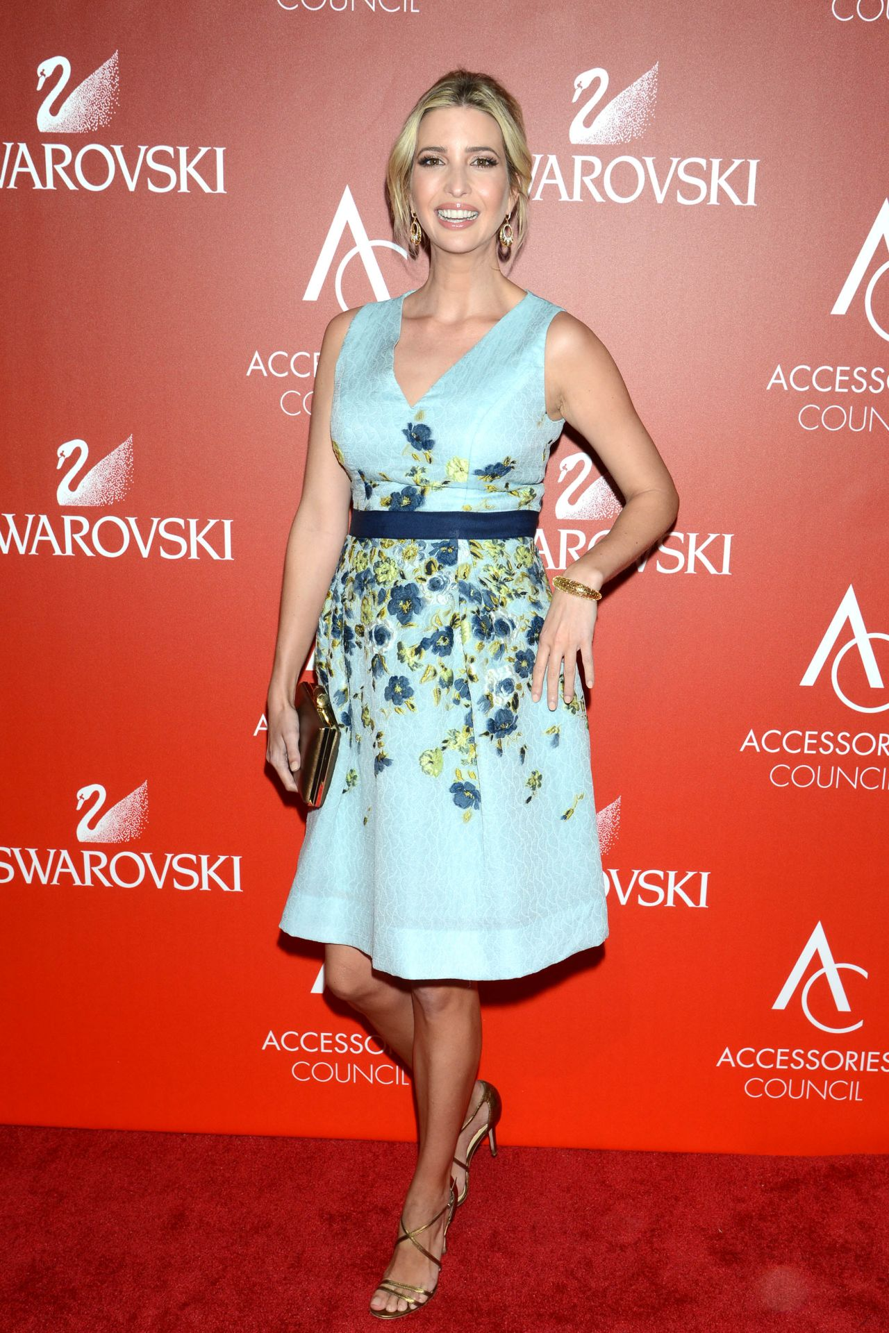Ivanka Trump Accessories Council Ace Awards In New York