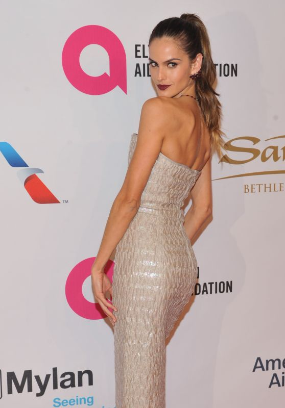 Izabel Goulart – Elton John's 2015 AIDS Foundation Gala in New York City