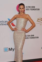 Izabel Goulart – Elton John's 2015 AIDS Foundation Gala in New York City