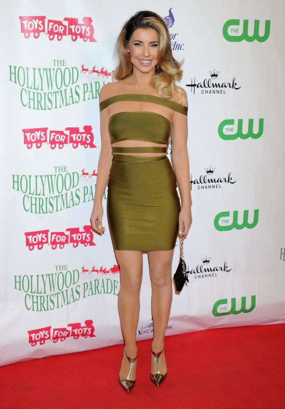 Jacqueline MacInnes Wood - 2015 Hollywood Christmas Parade in Hollywood