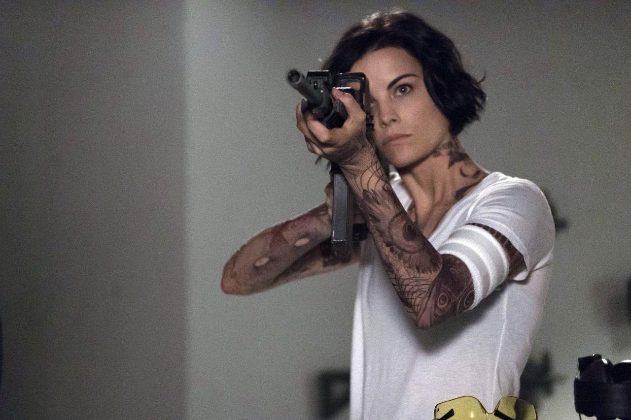 Jaimie Alexander Blindspot Season 1 Episode Photos