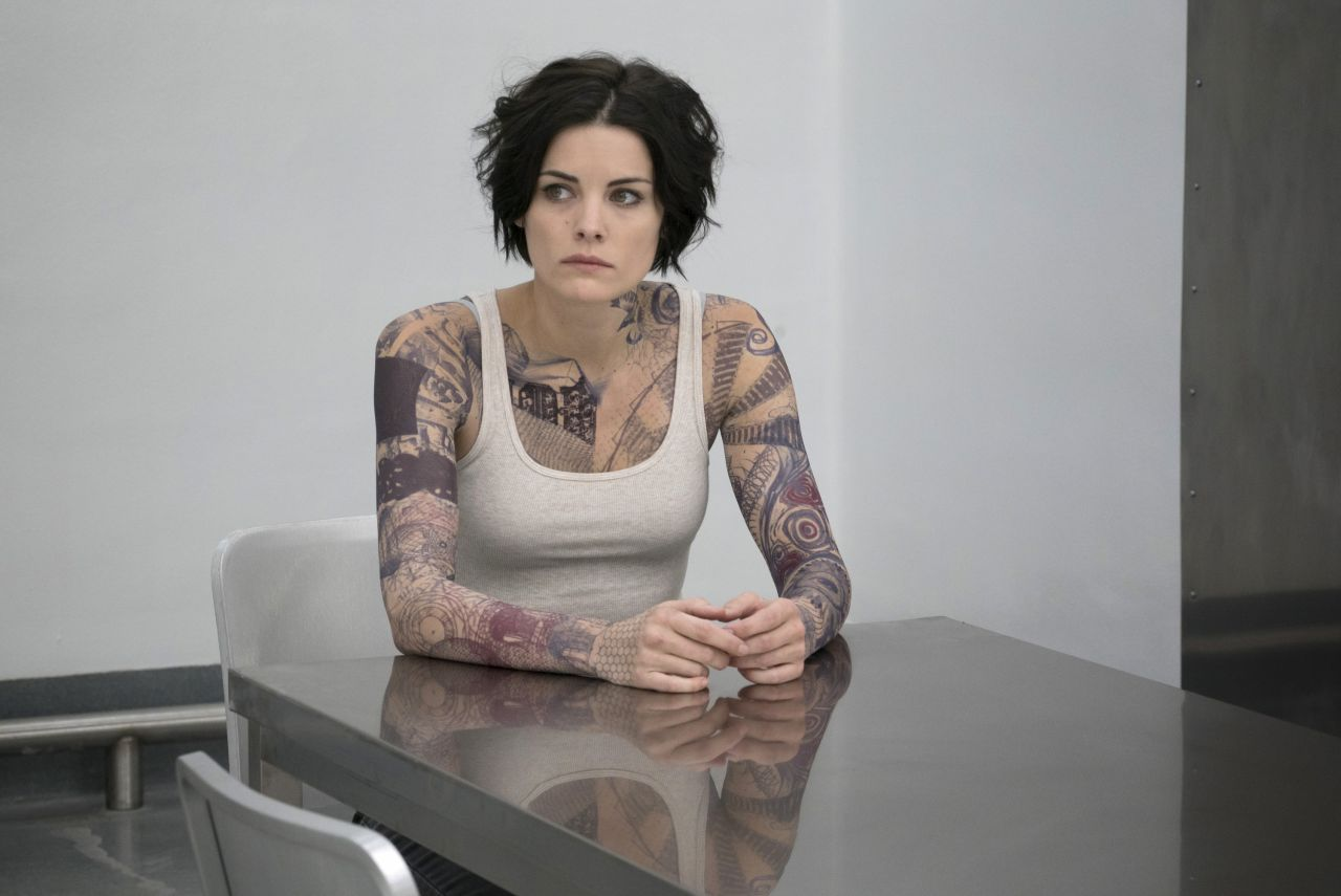 Jaimie Alexander Blindspot Season 1 Episode Photos