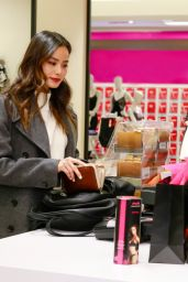 Jamie Chung - Shopping at Macy
