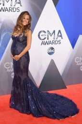 Jana Kramer – 2015 CMA Awards in Nashville