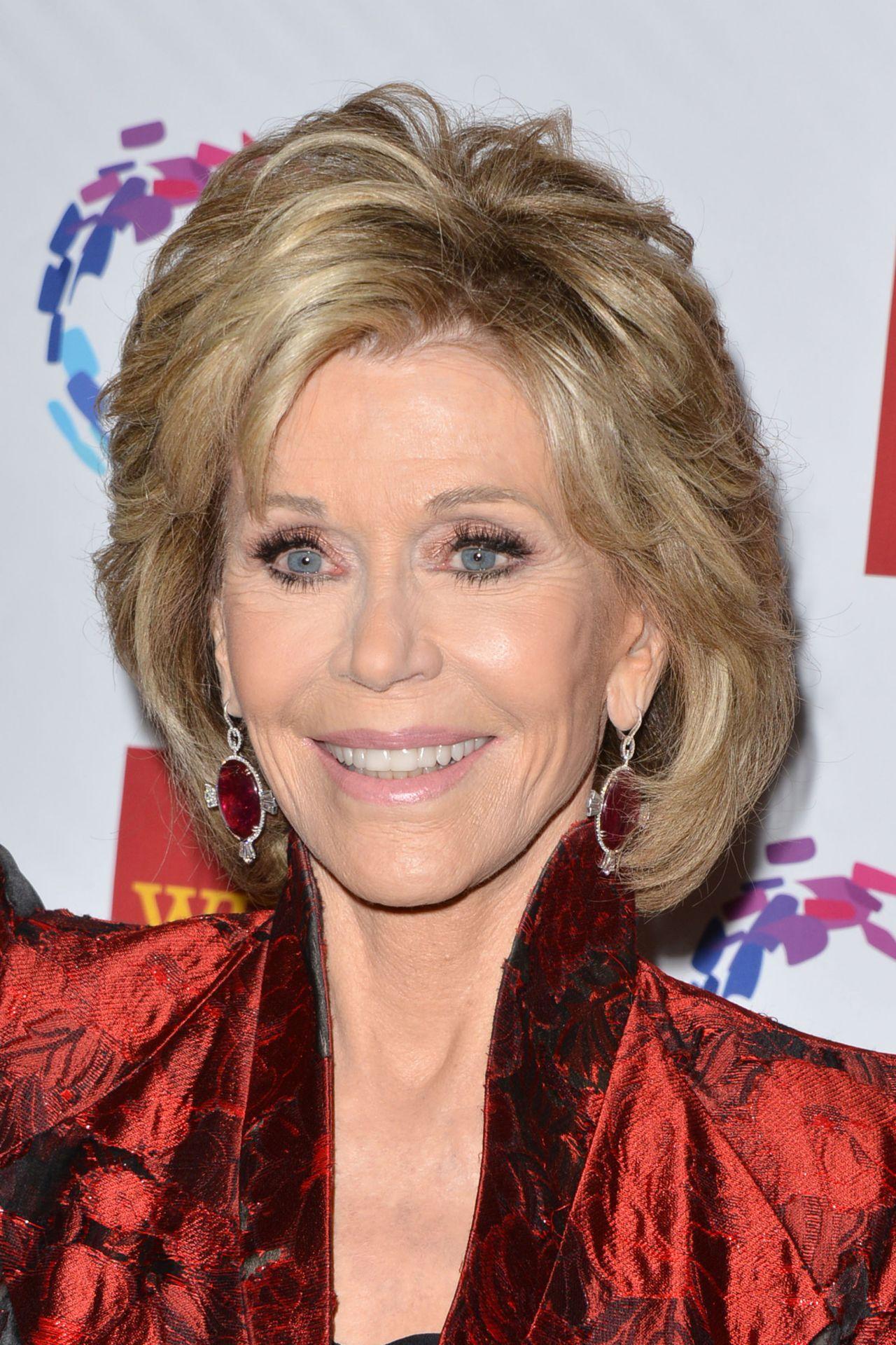 Jane Fonda 2015 Gala Vanguard Awards In Los Angeles