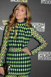 Jena Rose – Westwood One Presents the American Music Awards 2015 Radio Row Day 2 in Los Angeles