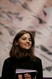 Jenna Coleman - Doctor Who Festival Day 2 in London, November 2015