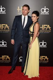 Jenna Dewan Tatum – 2015 Hollywood Film Awards in Beverly Hills