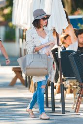 Jenna Dewan Tatum - Out in Los Angeles, November 2015
