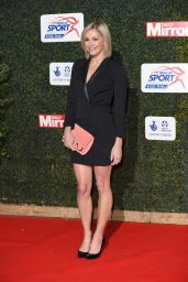Jenni Falconer – Daily Mirror Pride of Sport Awards 2015 in London