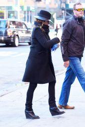 Jennifer Aniston - out in Manhattan in New York, November 2015