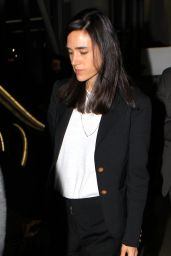 Jennifer Connelly at LAX Airport, November 2015