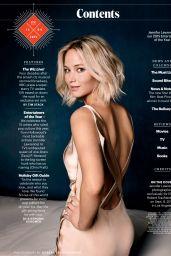 Jennifer Lawrence - Entertainment Weekly Magazine December 4, 2015