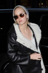 Jennifer Lawrence Style - Out in New York City, 11/20/2015