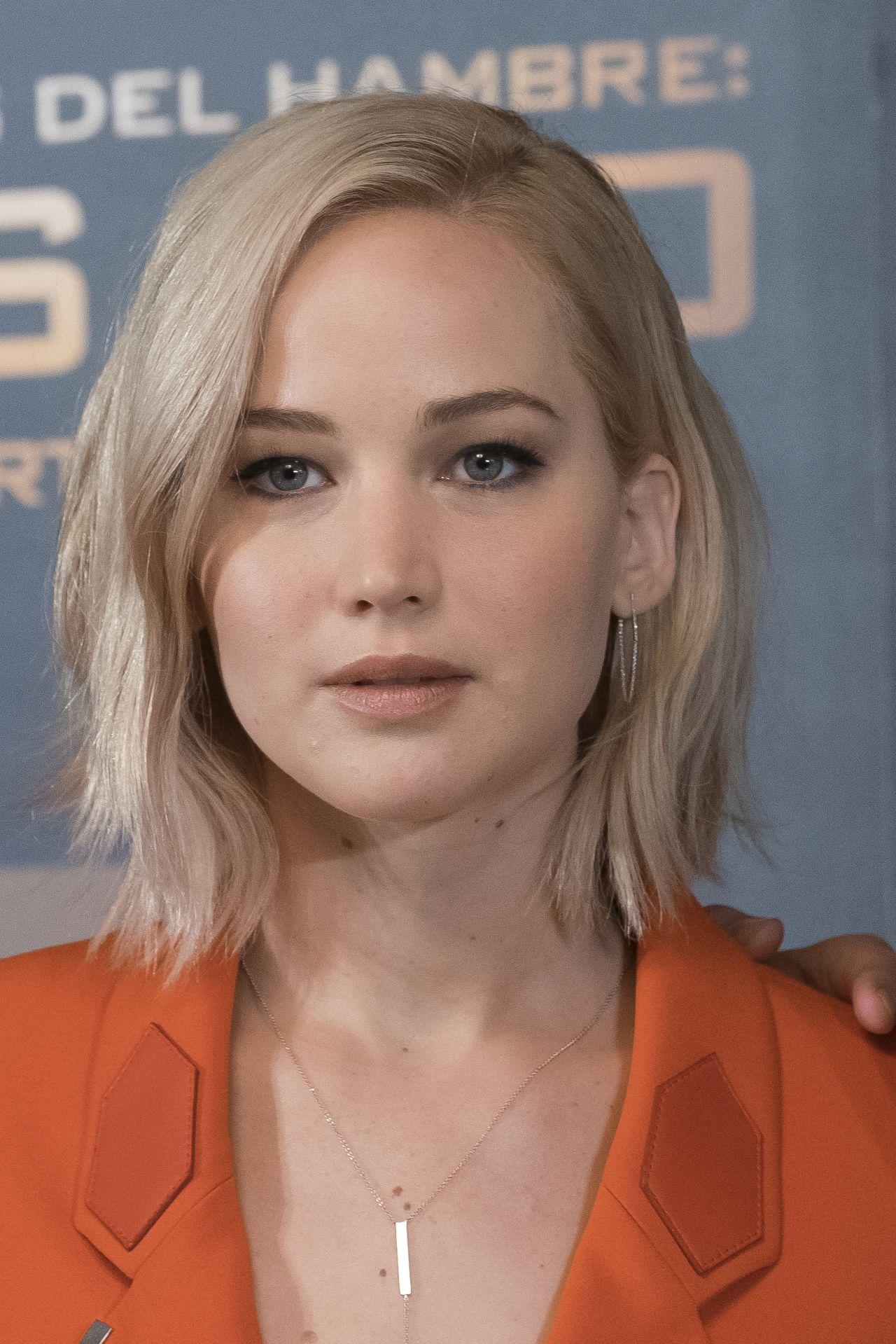 Jennifer Lawrence The Hunger Games Mockingjay Part 2