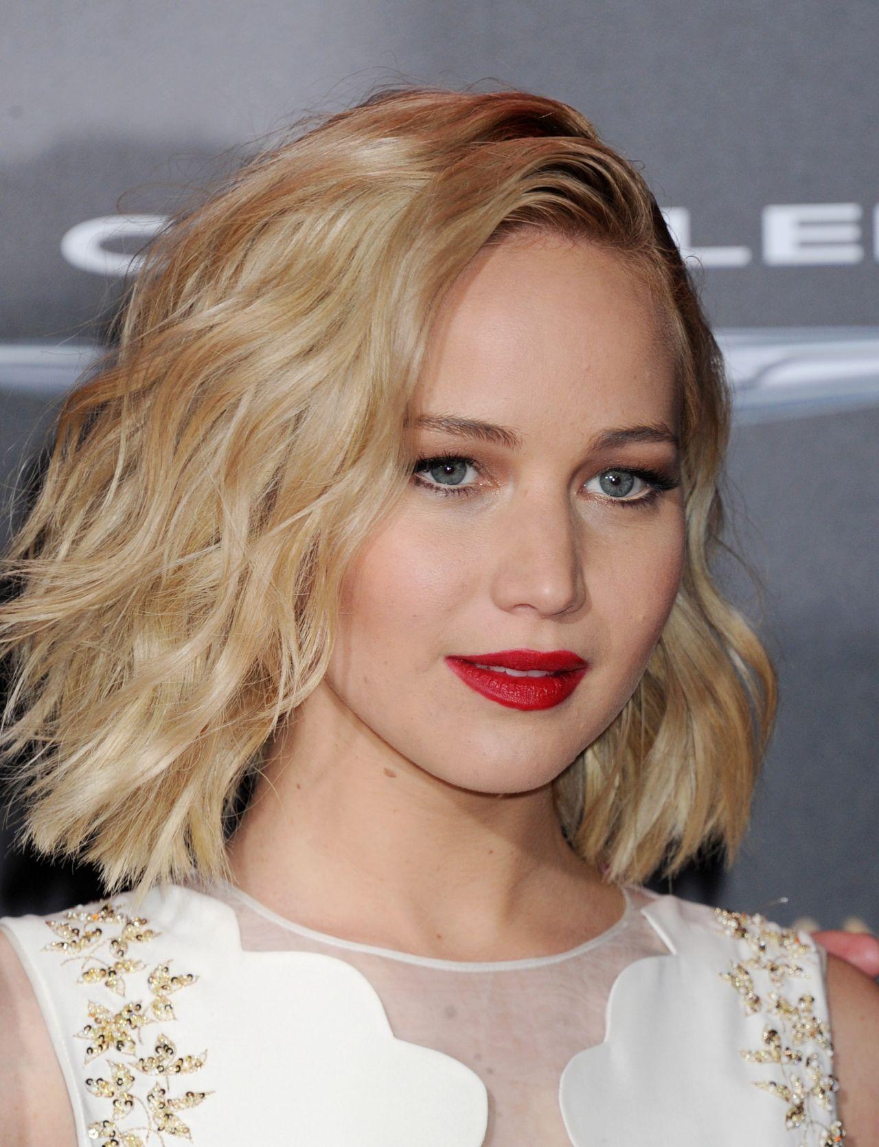 Jennifer Lawrence - 'The Hunger Games: Mockingjay
