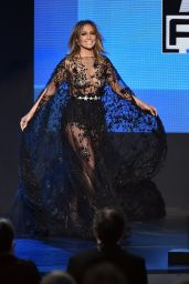 Jennifer Lopez - 2015 American Music Awards in Los Angeles Part II