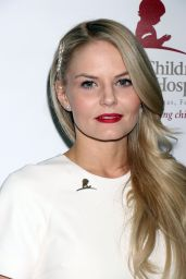 Jennifer Morrison - St. Jude Against All Odds Celebrity Poker Tournament in Las Vegas, November 2015