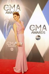 Jennifer Nettles – 2015 CMA Awards in Nashville