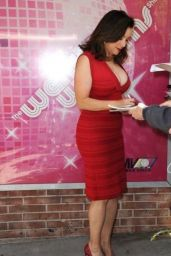 Jennifer Tilly - Outside The Wendy Williams Show in NYC, November 2015