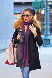 Jennifer Westfeldt - Out in Manhattan, November 2015