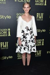 Jess Weixler – HFPA and InStyle Celebrate The 2016 Golden Globe Award Season