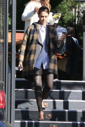 Jessica Alba - Out in Los Angeles, November 2015