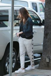 Jessica Biel - Out in Studio City, November 2015