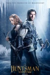 Jessica Chastain – The Huntsman: Winter's War Poster #2
