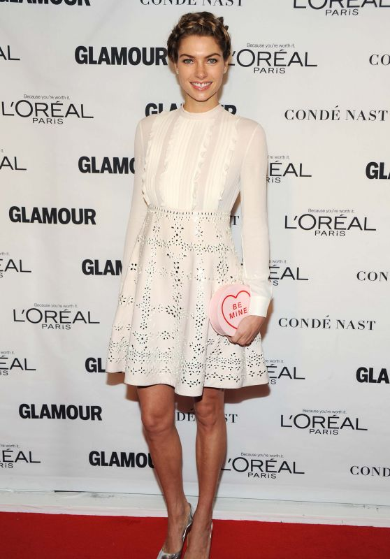 Jessica Hart – 2015 Glamour Women Of The Year Awards in New York City