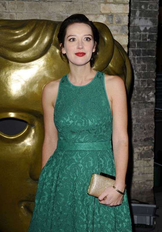 Jessica Ransom – 2015 British Academy Children's Awards in London