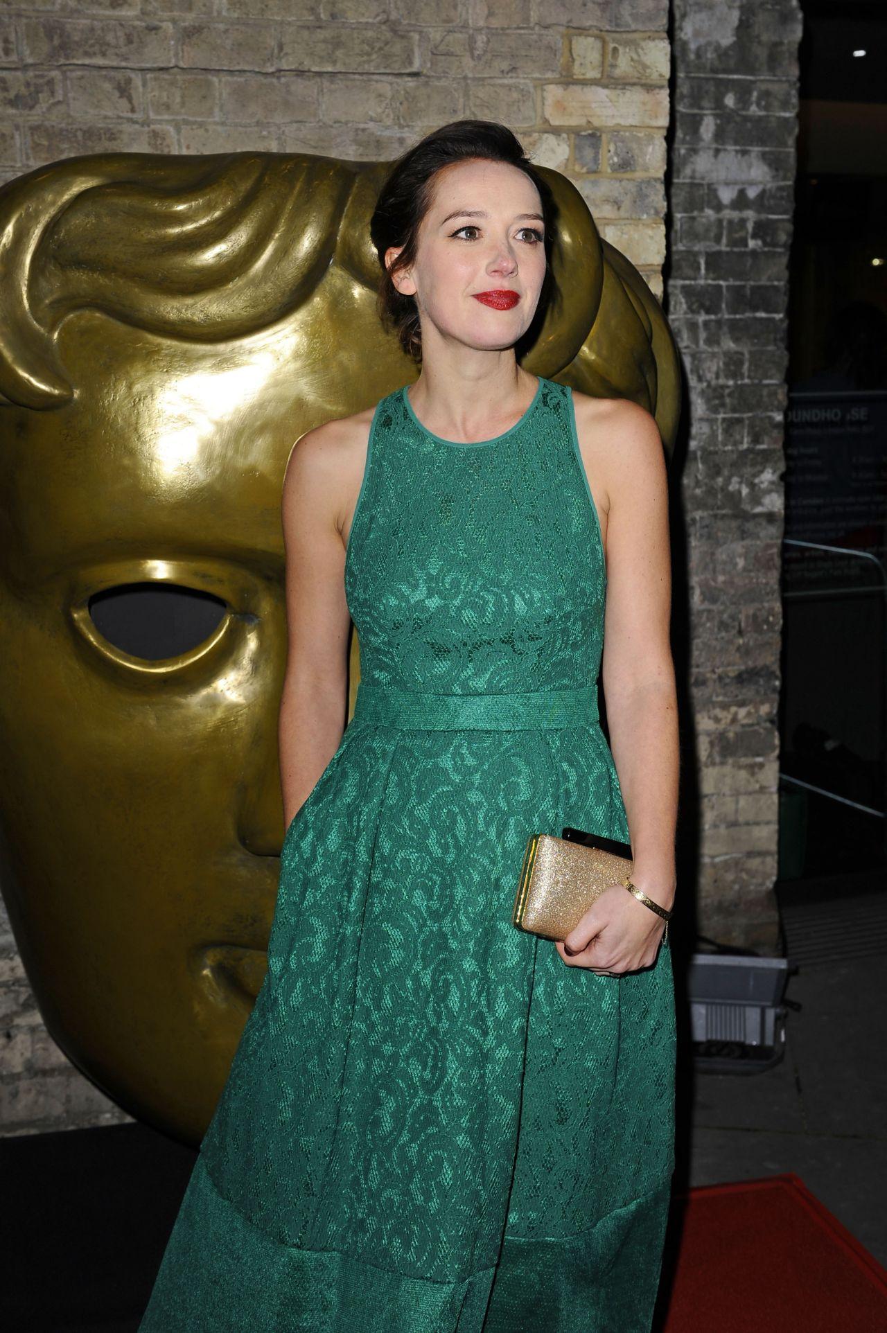 Jessica Ransom 2015 British Academy Children S Awards In