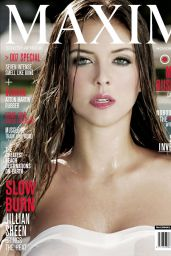 Jillian Sheen - Maxim Magazine South Africa November 2015