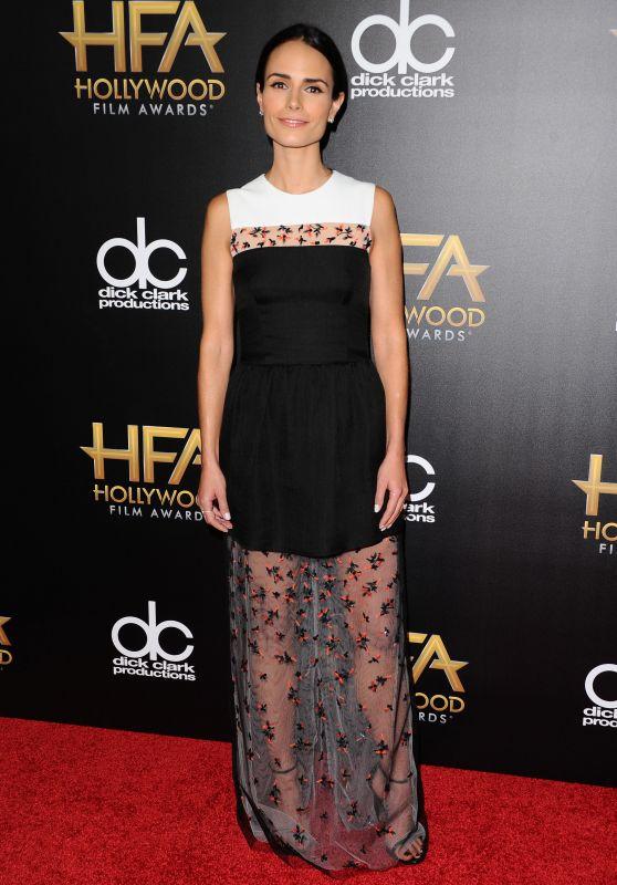 Jordana Brewster – 2015 Hollywood Film Awards in Beverly Hills