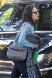 Jordana Brewster - Out in LA, November 2015