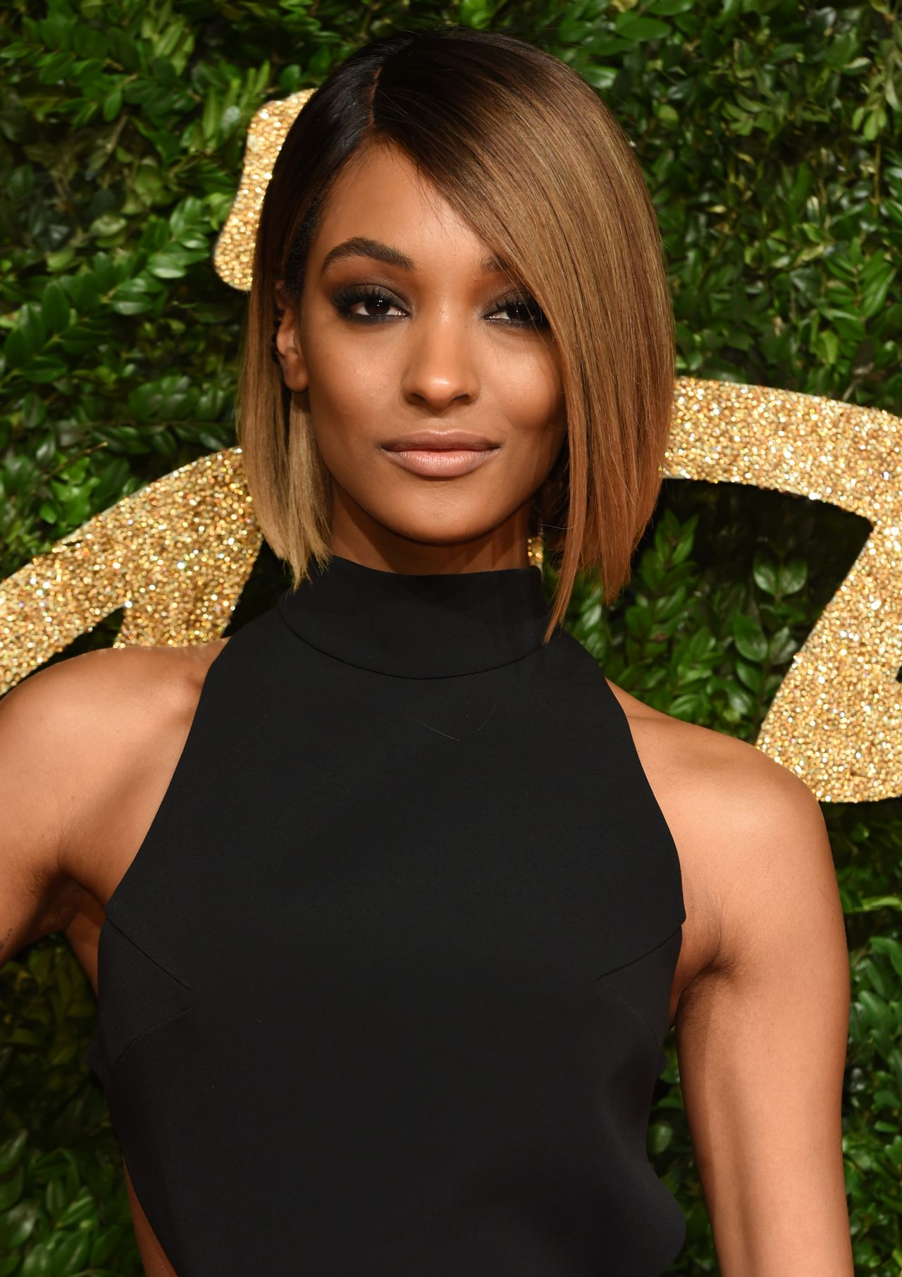 Jourdan Dunn British Fashion Awards 2015 In London