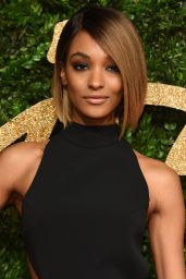 Jourdan Dunn – British Fashion Awards 2015 in London