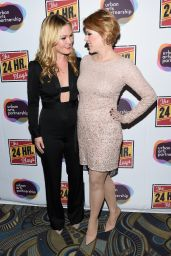Julia Stiles - 24 Hour Plays On Broadway Gala After Party in NYC