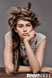 Kaia Gerber - Teen Vogue December 2015/January 2016