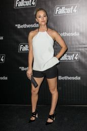 Kaley Cuoco - Fallout 4 Video Game Launch Event in Los Angeles