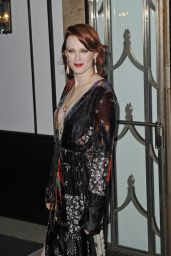 Karen Elson – 2015 Harper's Bazaar Women of the Year Awards in London