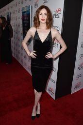 Karen Gillan - The Big Short Premiere at the AFI Fest in Hollywood