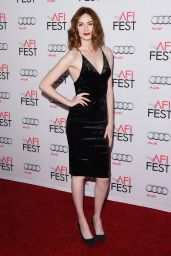 Karen Gillan - The Big Short Premiere at the AFI Fest in Hollywood