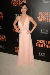 Karina Smirnoff – Secret In Their Eyes Premiere in Los Angeles