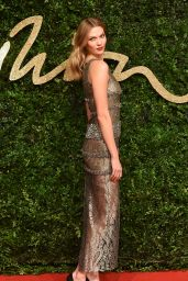 Karlie Kloss – British Fashion Awards 2015 in London